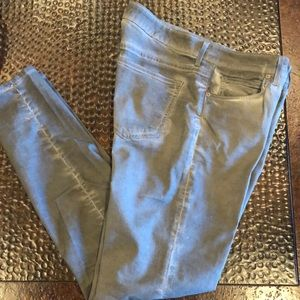 Rich & Skinny Silver Washed Gray Jeans